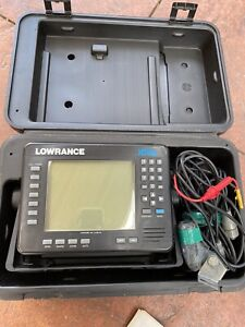 Lowrance x-70A fish finder