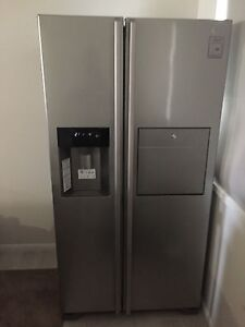 567Ltrs LG side by side fridge with ice and water dispensers Tugun Gold Coast South Preview