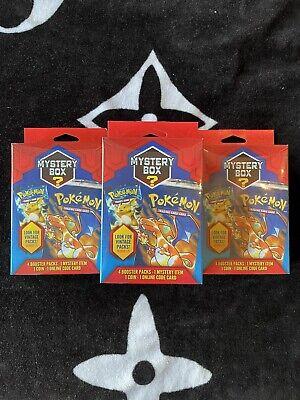 Pokemon Card Mystery Box New Vintage Packs Seeded 1:5 Walgreens