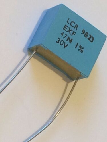 560pF 250V 2/% LCR EXTENDED FOIL BOX POLYSTYRENE CAPACITOR          ad1S11