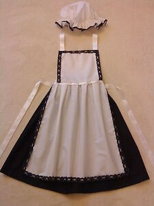 BWS-GIRLS-VICTORIAN-TUDOR-DOWNTON-EDWARDIAN-FANCY-DRESS-COSTUME-all-sizes