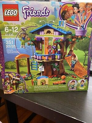 Brand New Factory Sealed LEGO 41335 Friends Mia's Tree House Building Set