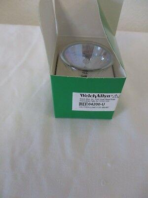 Welch Allyn 04200-u Halogen Lamp For 486487 Brand New In Box