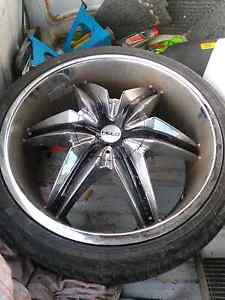 2 20inch Holden rims Manoora Cairns City Preview