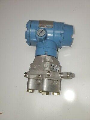 Rosemount Pressure Transmitter Model 2051cd3a23a1am5dfb4 2051