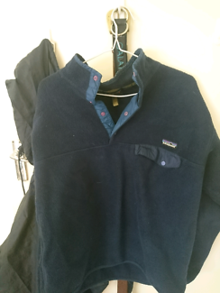 Patagonia, Helly Hansen, champion Winter things size large