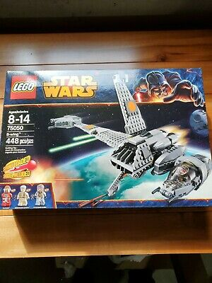 Lego 75050 Star Wars B-Wing.Retired New Sealed In Box