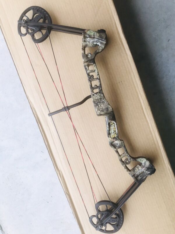 Archery Compound Bow Youth Hunting Olympic Target Field 3D Mossy Oak Accessories