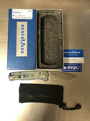 Benchmade Bugout Limited Edition 535-1901 Awesome QC!