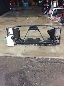 Rad support for Chevy or gmc 6.0 litre truck asking $100