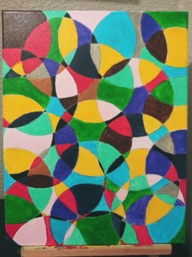 Paints Acrylic Paint 14 X 11 Inch Painting - $115.00