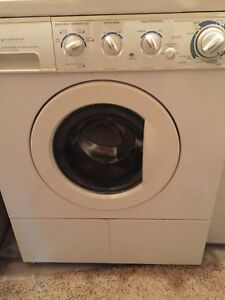 Frigidaire front loading washer