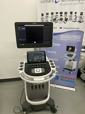 Philips Affiniti 70 Ultrasound System