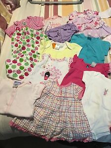 Baby Girl Summer Bundle - Size 000 (Newborn) Crace Gungahlin Area Preview