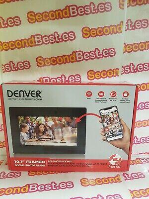 Marco de Fotos Digital Denver Frameo 10