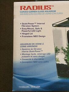 28.4Litre aquarium with some equipment Atwell Cockburn Area Preview