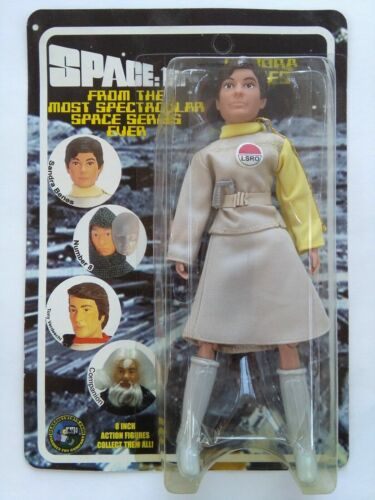 Space 1999 Action Figure - Sandra Benes - Moonbase Alpha ( Only one left )