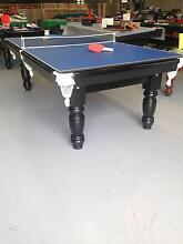 8x4FT-1 PIECE SLATE -NOT 3 PEICE SLATE-PROBLEM FREE TABLES -SALE Penrith Penrith Area Preview