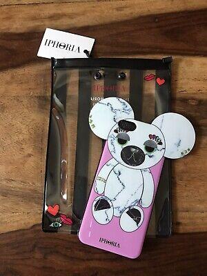 Iphoria Teddy Bear White Marble Für Apple iPhone Case 6/6s