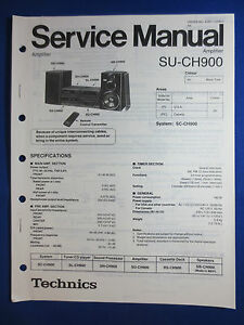 Technics Su 600 Service Manual Free Schematics Termurah 2018