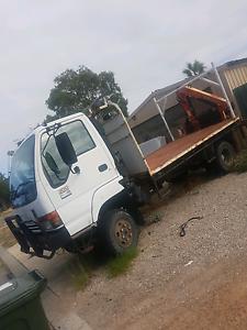 Izuzu 4x4 truck for quick sale Beechboro Swan Area Preview