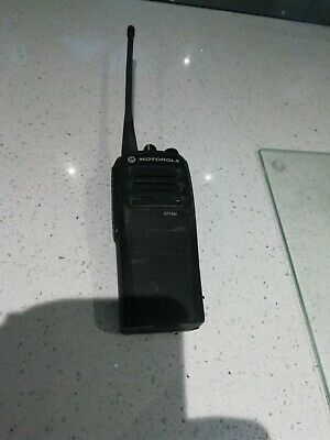 Motorola two way radio dp1400