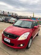 Suzuki Swift 2012 FZ•RE.2   4 cylinder 1.4 %RWC & 6 month rego% Dandenong Greater Dandenong Preview