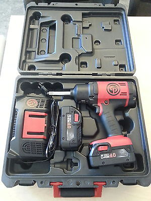 """Chicago Pneumatic CP8848-2 Cordless Impact Driver 1/2 """" with 1050 NM - 20V"""