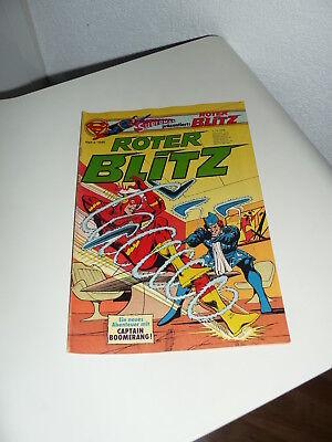 Comic Comicheft - Supermann präsentiert - Roter Blitz - Heft 3 /1980