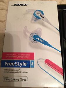 Bose FreeStyle Earbuds iPhone iPad iPod