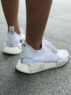 Wanted: Lost Adidas NMD Japan Triple White