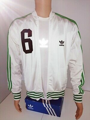 adidas Originals Men BECKENBAUER Tracksuit Top - Vintage - M