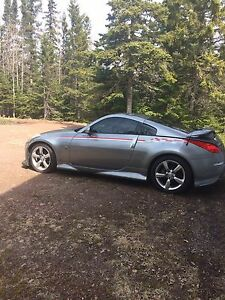 2006 Nissan 350z s package