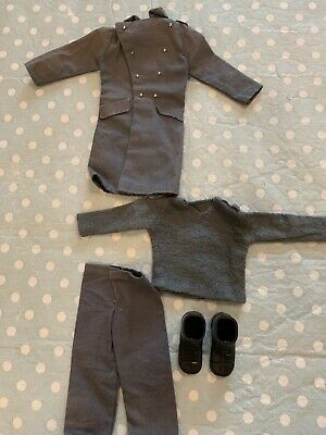 Vintage Action Man original Royal Air Force part outfit nice!