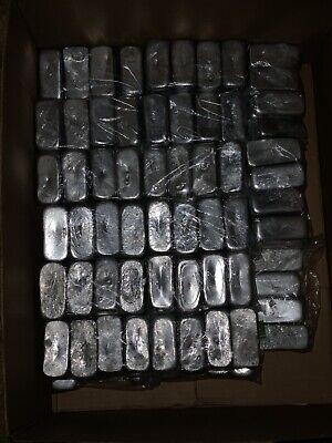 Single Zinc Ingot 99.97 Pure Great For Smeltingcastingssmithinganodesinker