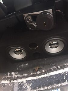 "12"" subs great condition"