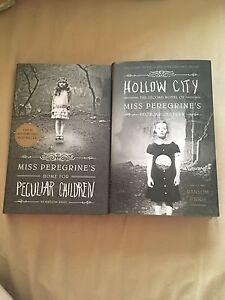 Miss Peregrine's Home for Peculiar Children and Hollow City