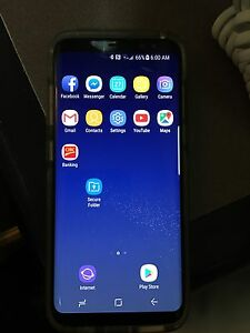 Samsung S8 LOOKING TO TRADE