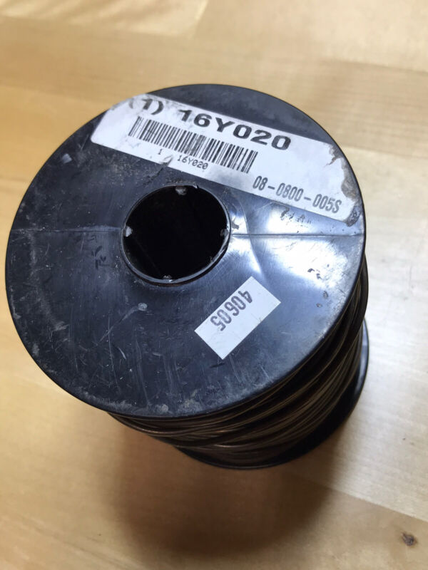 Baling Wire, 14 ga, Black Annealed Wire, 0.08 in Diameter, 293 ft Length 16Y020