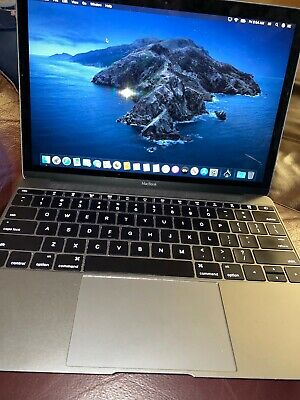 Apple MacBook 512 GB Ssd 12-inch Retina Display 2016 Intel 1.2 GHz Core M5 8GB