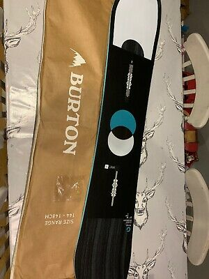 Burton Custom Flying V Snowboard 2020 145cn Smalls Rrp £480