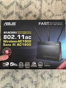 High End Asus Router