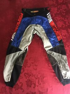 Thor Motocross Padded Pants. Size 32 Great Condition