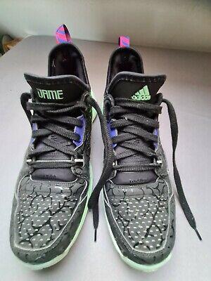 Adidas Damian Lillard Dame 1 Halloween US11 45 1/3 NBA Basketball Portland Trail