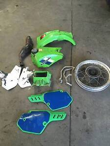 KAWASAKI KLR 600 1984 PARTS St Agnes Tea Tree Gully Area Preview