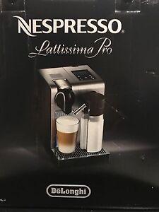 Nespresso lattissima pro coffee machine Meadow Heights Hume Area Preview