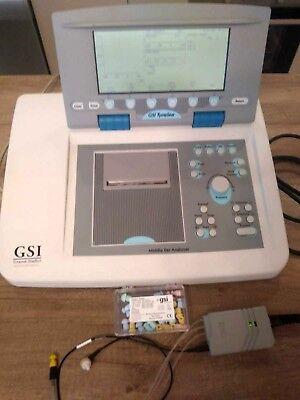 Calibrated Grason Stadler Gsi Tympstar V2 110-220 V