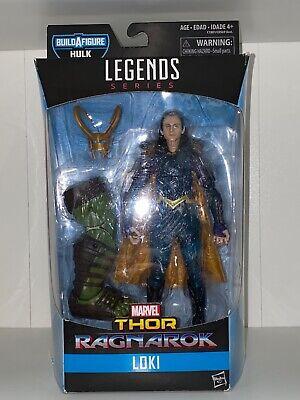 Hasbro Marvel Legends Loki Action Figure Gladiator Hulk BAF Thor Ragnarok