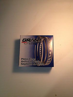 GRANT CAST PISTON RINGS FOR 1964   69 CORVAIRS