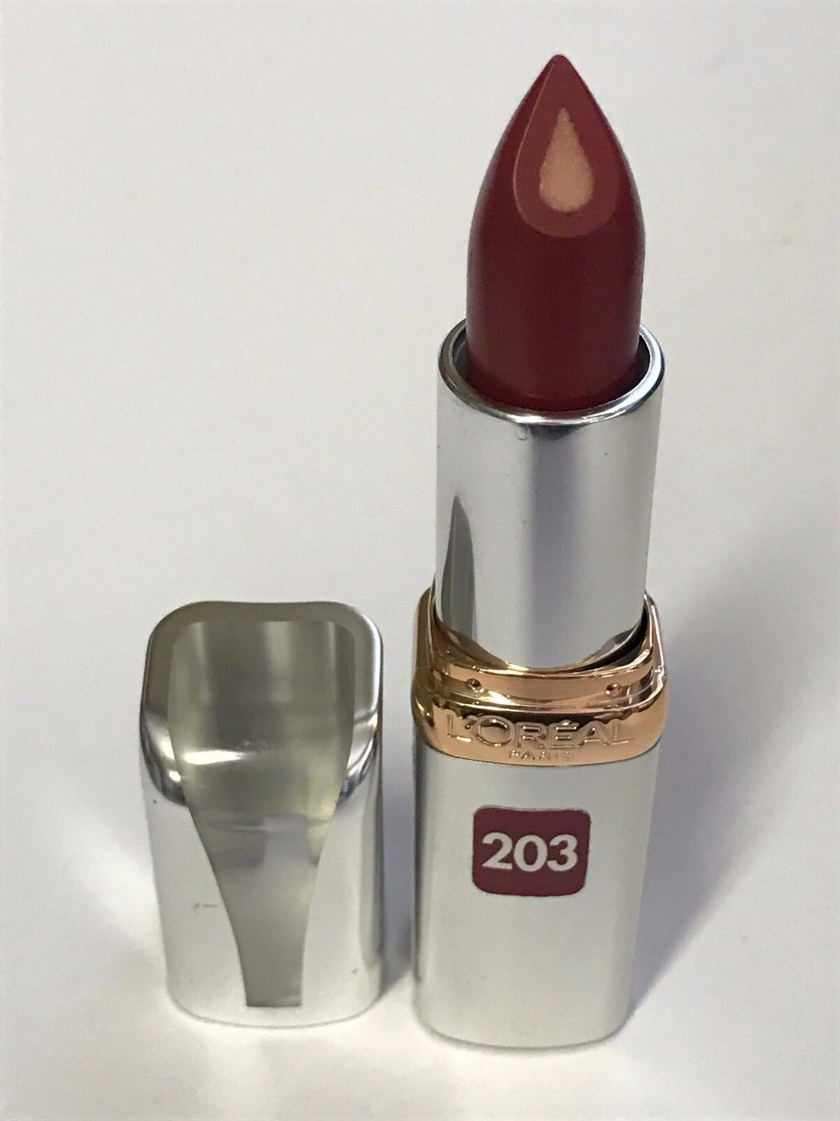 Loreal Colour Riche Serum Lipstick 203 Berry Exciting 2 Pk